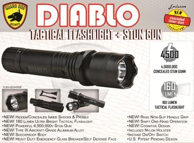 diablo tactical stun device flashlight | The Home Security