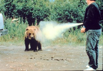 Frontiersman Bear Spray - Help Protect Against Bear Attack
