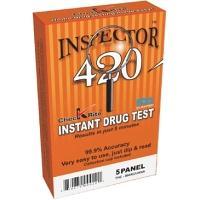 Inspector 420 Drug and Sex Test